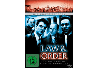 Law & Order - Staffel 1 [DVD]
