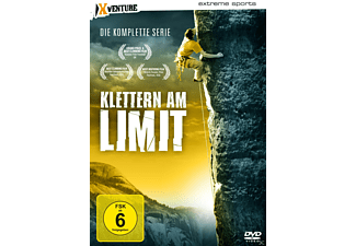 Klettern am Limit - Die komplette Serie [DVD]