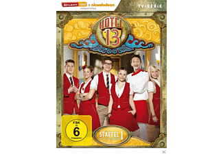 HOTEL 13 - 1.3.STAFFEL [DVD]