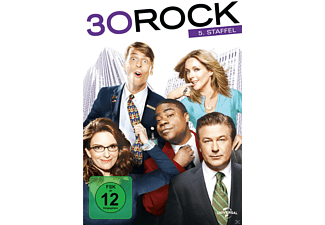30 Rock - Staffel 5 - (DVD)