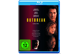 Outbreak - Lautlose Killer [Blu-ray]