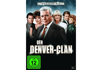 Der Denver-Clan - Staffel 8.1 [DVD]