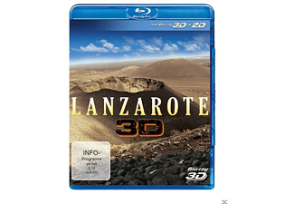 Lanzarote - Natur pur [3D Blu-ray (+2D)]