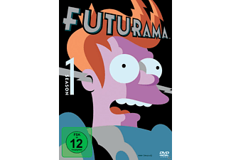 Futurama - Staffel 1 - (DVD)