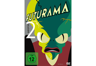 Futurama - Staffel 2 [DVD]