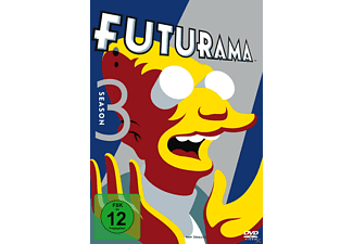 Futurama - Staffel 3 [DVD]