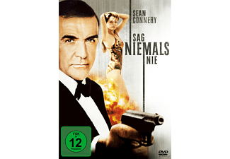 James Bond 007: Sag niemals nie [DVD]