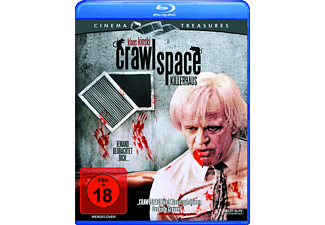 CRAWLSPACE - KILLERHOUSE - (Blu-ray)