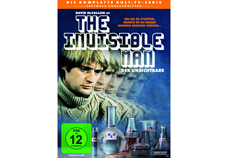 Der Unsichtbare - The Invisible Man - (DVD)