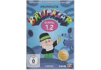 Professor Balthazar - 1. Staffel - 2. Teil - Episode 8 - 13 [DVD]