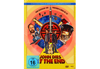 John dies at the end (Mediabook) [Blu-ray + DVD]