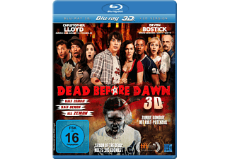 DEAD BEFORE DAWN (3D) [3D Blu-ray]