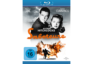 Saboteure [Blu-ray]