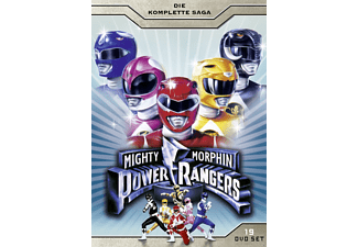 Mighty Morphin - Power Rangers (Die komplette Saga) [DVD]
