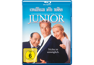JUNIOR - (Blu-ray)