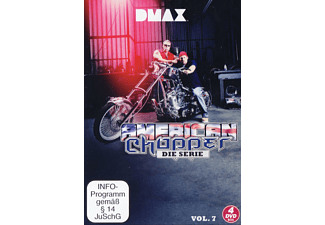 American Chopper - Volume 7 - (DVD)