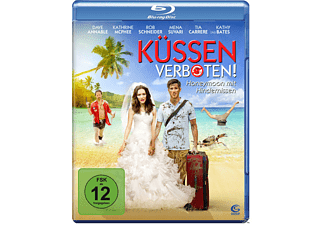 Küssen verboten - Honeymoon mit Hindernissen - (Blu-ray)