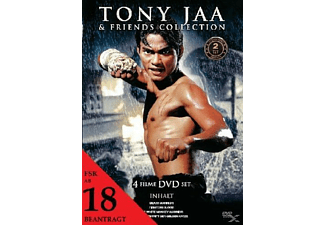 Tony Jaa Box Vol.1 - (DVD)