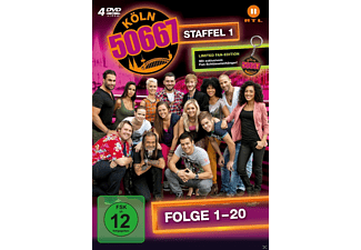 Köln 50667 - Staffel 1 (Limited Edition) [DVD]
