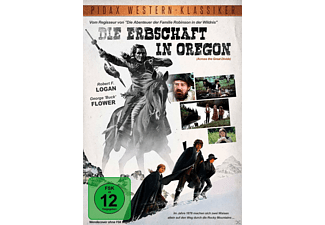 Die Erbschaft in Oregon - Across the Great Divide [DVD]