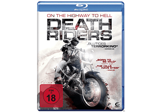 Death Riders - On The Highway To Hell - (Blu-ray)