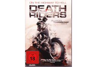 Death Riders - On the Highway to Hell - (DVD)
