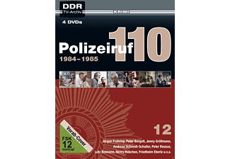 Polizeiruf 110 - Box 12 [DVD]
