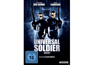 Universal Soldier (Uncut Edition) [DVD]
