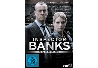 Inspector Banks - Staffel 1 - (DVD)