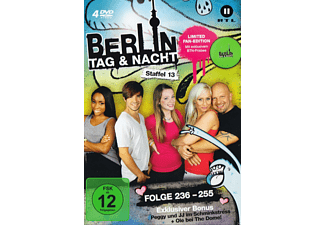 Berlin Tag & Nacht - Staffel 13 (Limited Edition) - (DVD)