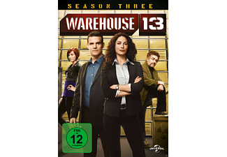 Warehouse 13 -  Staffel 3 [DVD]