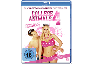 College Animals 4 [Blu-ray]