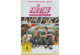 The First Time - Dein erstes Mal vergisst du nie! [DVD]