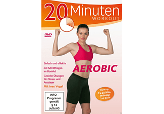 Aerobic - 2x 20 Minuten Workout - (DVD)
