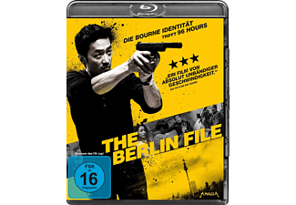 The Berlin File - (Blu-ray)