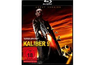 Kaliber 9 (Uncut Version) [Blu-ray]
