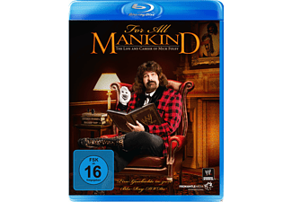 For all mankind: The life & career of Mick Foley - (Blu-ray)