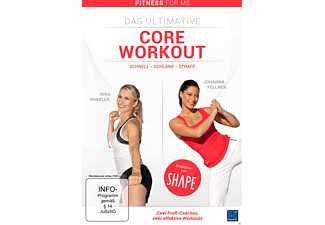 Das ultimative Core - Workout - schnell - Schlank - straff [DVD]