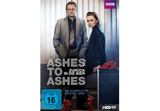 Ashes to Ashes - Zurück in die 80er - Staffel 3 [DVD]