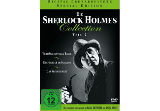 Die Sherlock Holmes Collection - Teil 2 (Special Edition) [DVD]