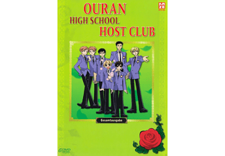 Ouran High School Host Club – Gesamtausgabe [DVD]