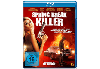 SPRING BREAK KILLER - (Blu-ray)