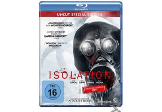 Isolation Uncut Edition - (Blu-ray)
