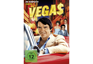 Vegas Staffel 2 [DVD]