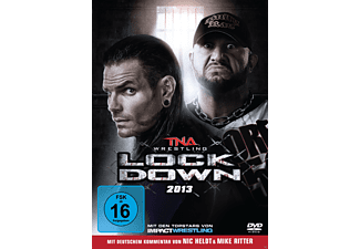 TNA - LOCKDOWN 2013 [DVD]