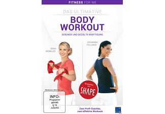 Das ultimative Body Workout - Gesunde Kräftigung mit Gymnastikband - (DVD)