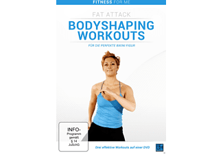 Fat Attack Bodyshaping Workouts für die perfekte Bikini Figur [DVD]