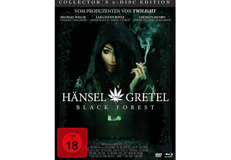 Hänsel und Gretel - Black Forest - (Blu-ray + DVD)