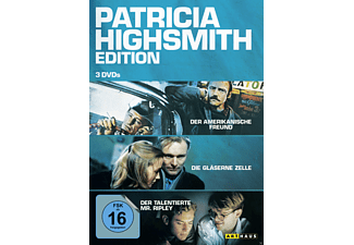 Patricia Highsmith Edition - (DVD)