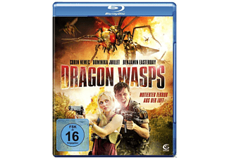 Dragon Wasps - (Blu-ray)